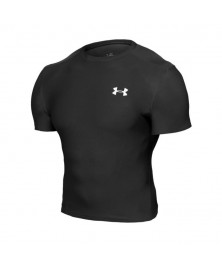 Under Armour MEN'S HEATGEAR COMPRESSION SHORT SLEEVE T-SHIRT (1201166-001)