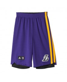 Adidas NBA SHORT SUMMER RUN LAKERS (AJ1869)