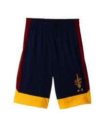Adidas NBA SHORT JR. CLEVELAND WINTER HOOPS (AX7822)