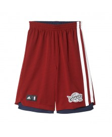 Adidas NBA SHORT JR. CLEVELAND SUMMER RUN (AJ1971)