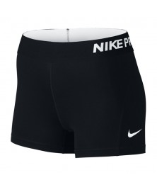 Nike PRO COOL 3 INCH LADIES COMPRESSION SHORTS (010)