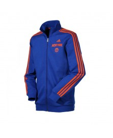 Adidas VESTE JACKET NEW YORK KNICKS (AA7744)