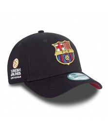 New Era FC BARCELONA EUROLEAGUE 39THIRTY CAP