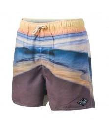 "Rip Curl VOLLEY SUMMER SUNSET 16"" BOARDSHORT (3282)"