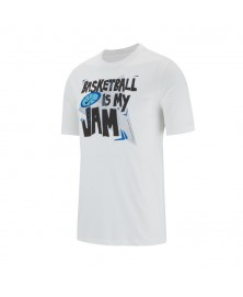 Nike DRI-FIT JAM BASKETBALL T-SHIRT (100)