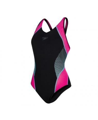 Speedo Fit Splice Muscleback Swimsuit (8-10379B724)