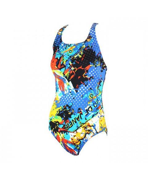 Arena Carioca Swim Pro Back Max Life (8627150)