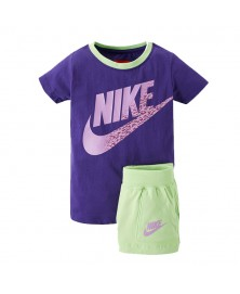 Nike KIDS T-SHIRT+SHORTS SET (547)