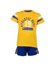 Champion JUNIOR T-SHIRT+SHORTS SET (1666)