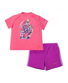 Nike INFANT T-SHIRT+SHORTS SET (644513-627)
