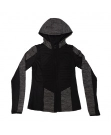 Only Play ALLIE HOOD SHORT JACKET (Black)