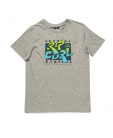 Rip Curl 100% SURF SS TEE (4880)