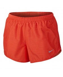 Nike MODERN TEMPO EMBOSSED WOMEN'S RUNNING SHORTS (696)