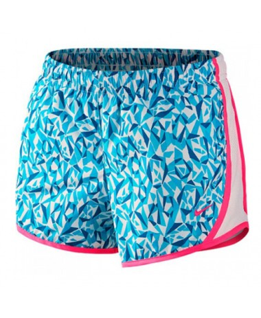Nike Tempo Allover Print Junior's Running Shorts (728094-104)