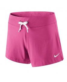 Nike WOMEN'S JERSEY SHORTS (618)