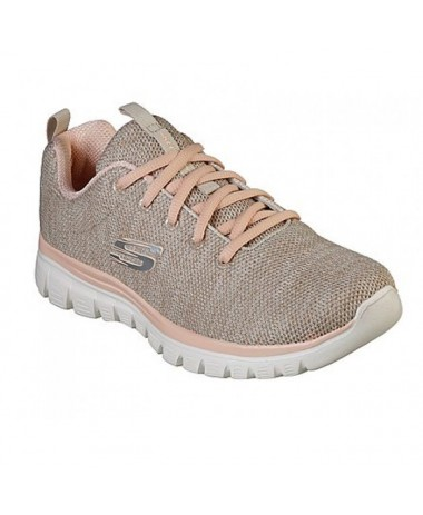 Skechers Graceful-Twisted Fortune Women's (12614-NTCL)